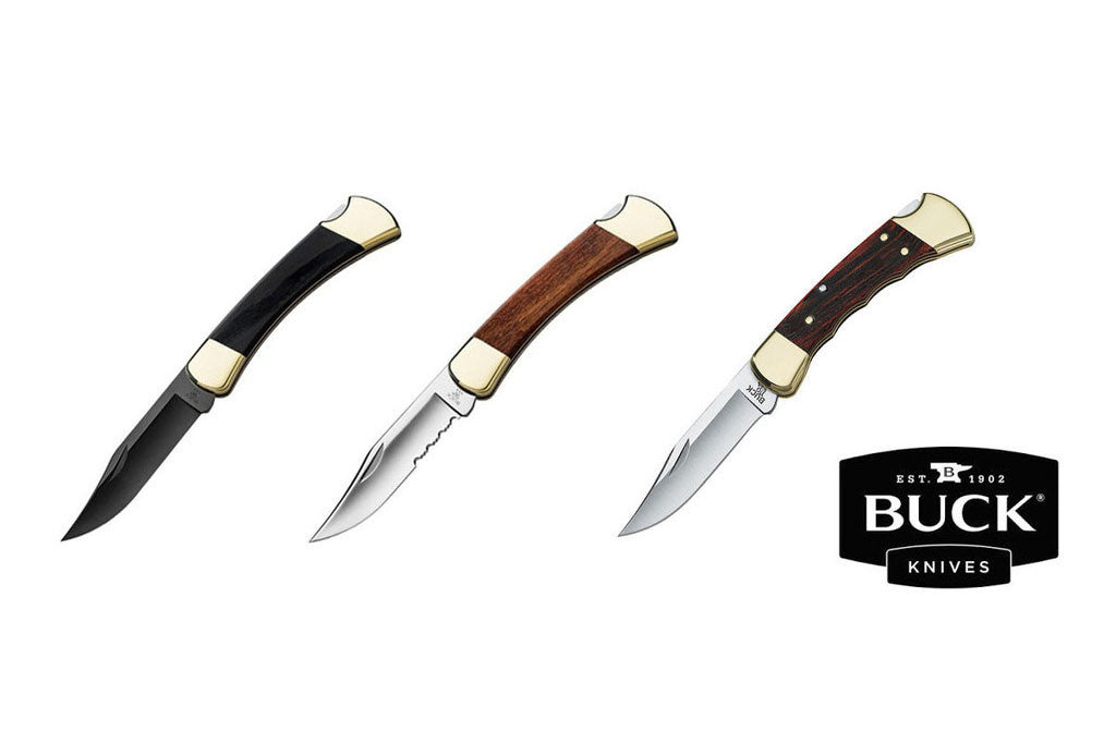 Your Guide to Buck 110 Knife Handles