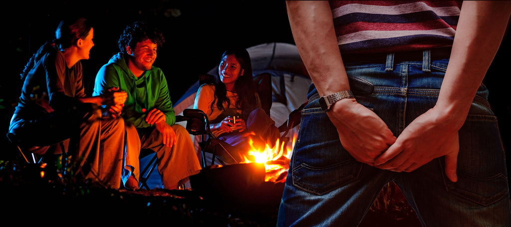 The Flatulence Rules for Camping