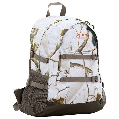 Alps Mountaineering OutdoorZ Crossbuck Snow Camo Backpack