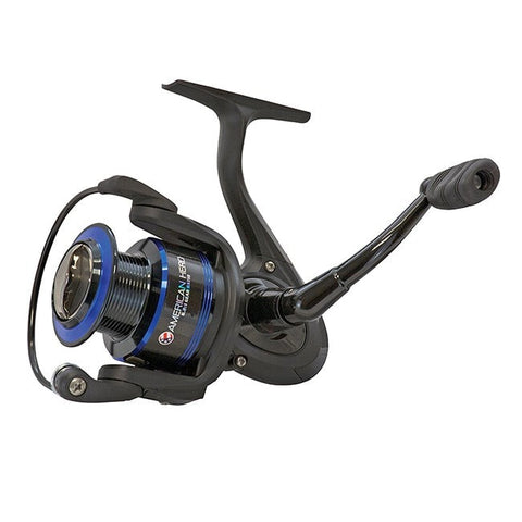 Lews Fishing American Heroes AH200 Speed Spin Series Reel