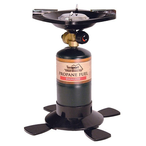 Tex Sport Propane Single Burner Stove
