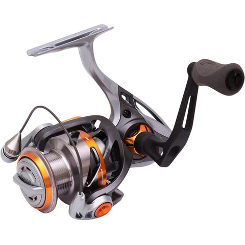 Zebco - Quantum EnergyPTi 11bb Spinning Reel with Spare Braid Ready Spool 25sz