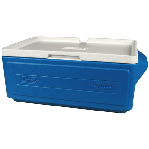 Coleman Cooler, 24 Can Stacker - Blue