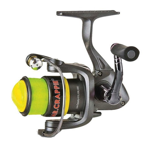 Lews Fishing Mr. Crappie Slab Shaker Spinning Reel