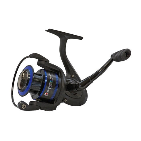 Lews American Heroes AH400 Speed Spin Series Reel