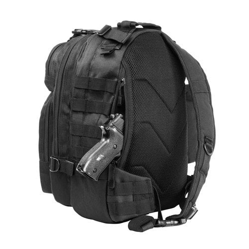 NcStar Small Backpack With Mono Strap