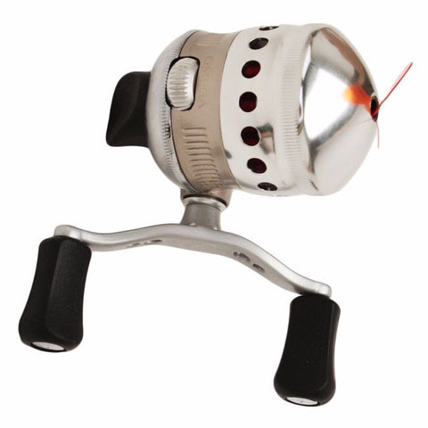 Zebco - Quantum Omega 3sz 6bb+1 Spincast Reel With Spare Spool Box
