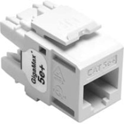 Leviton San 222 CAT5E PLUS JACK WHITE