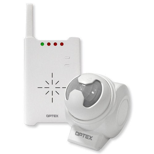 Optex Wireless 2000 Driveway and Entry Motion Alert Kit