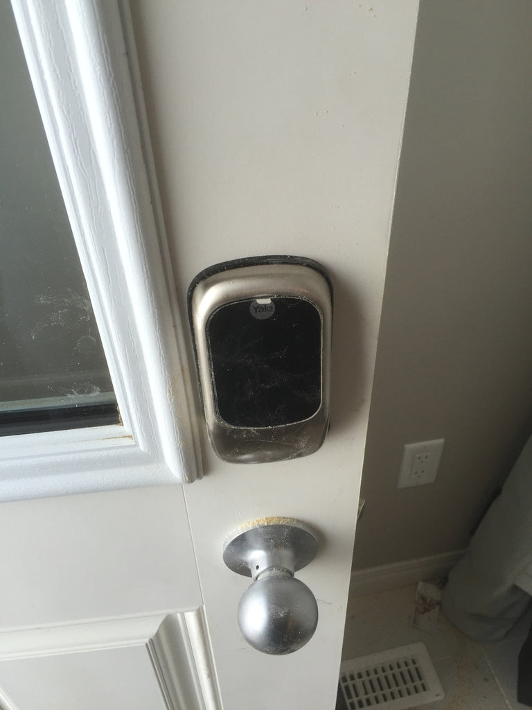 Zen Master Smart Lock Installation