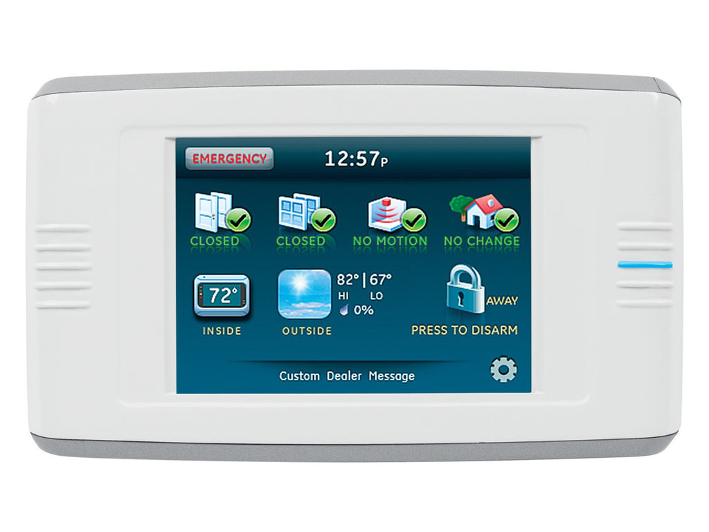 Interlogix Simon Two-Way Talking Touch Screen Keypad