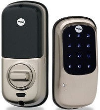 Yale Key-Free Deadbolt