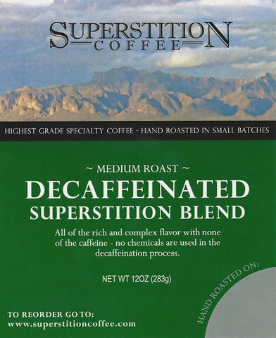 Superstition Decaf Blend