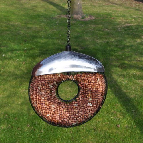 Doughnut Peanut/Sunflower Feeder by Chapel Wood