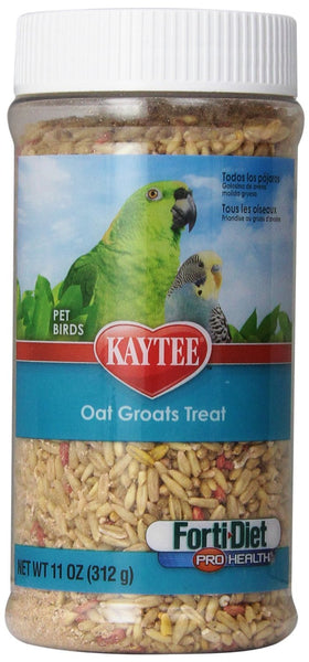 Forti-Diet Pro Health Oat Groats Bird Treat - Feathered Friends of Santa Fe (www.ffofsf.com)