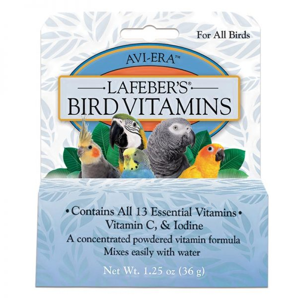 Lafebers Bird Vitamins