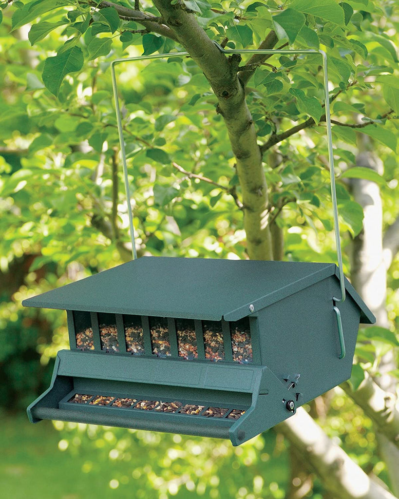 Birds Delight Squirrel Resistant Bird Feeder