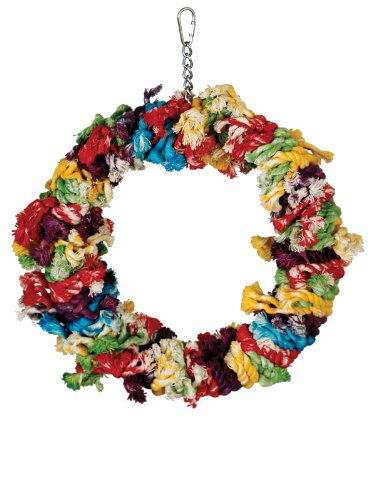 Paradise Medium Cotton Wreath
