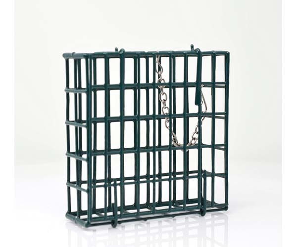 Deluxe Suet Basket (Green)