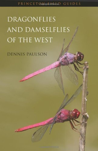 Dragonflies and Damselflies of The West by Dennis Paulson
