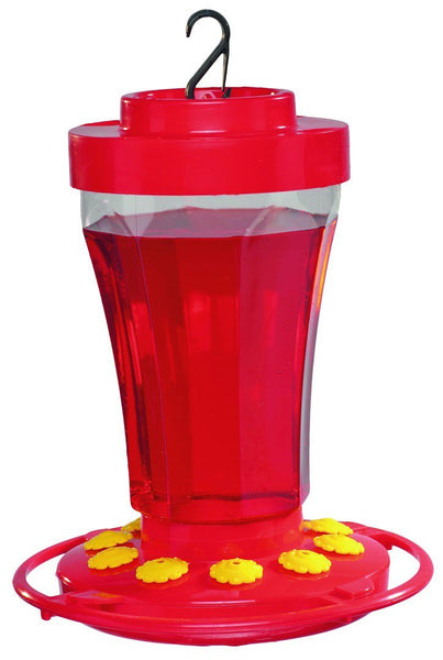 Wide Mouth Hummingbird Flower Feeder 32oz