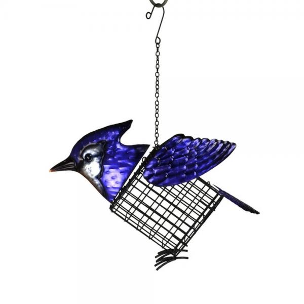 Blue Jay Suet Feeder