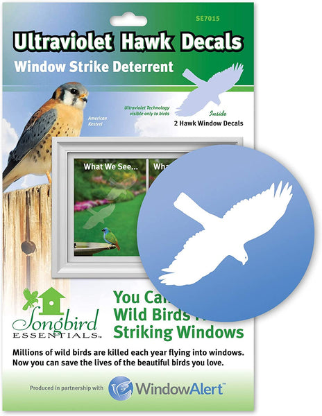 Window Alert | Hawk Decal