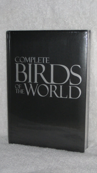 Complete BIRDS of the WORLD (National Geographic)