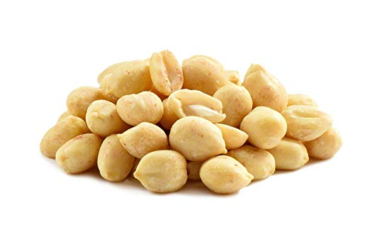 Blanched Shelled Peanuts
