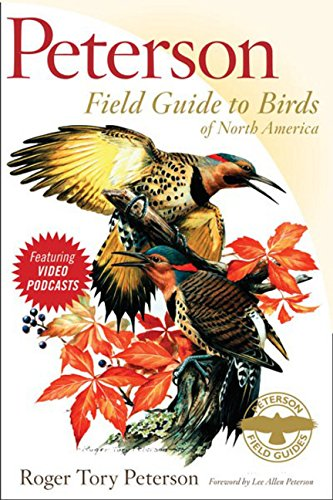 Peterson Field Guide to Birds of North America by Roger Tory Peterson