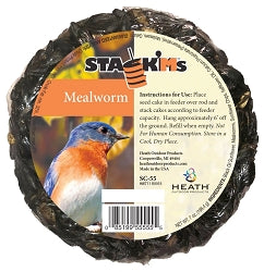 Stack'Ms Mealworm & Seed Cake