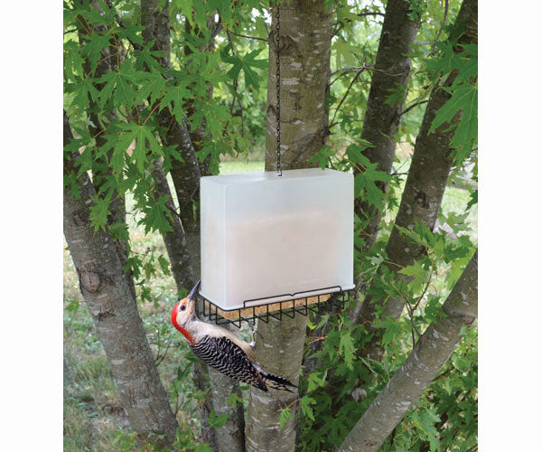 Suet Saver Cage Cover (White)