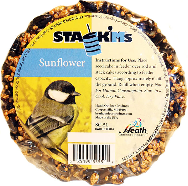 Stack'Ms Sunflower Seed