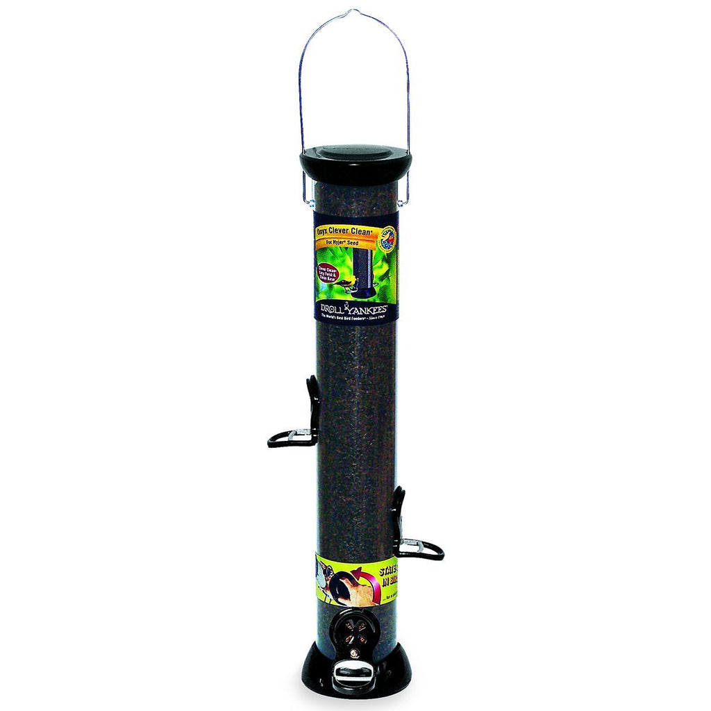 Onyx Nyjer Tube Bird Feeder - 18 in.