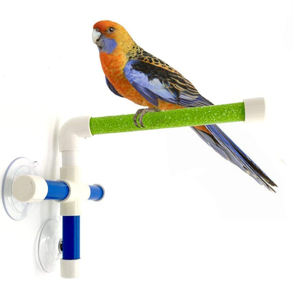 Sand Covered Shower Perch (Sm)