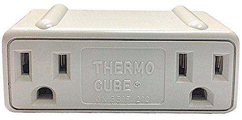 Thermostatically Controlled Outlet TC-3