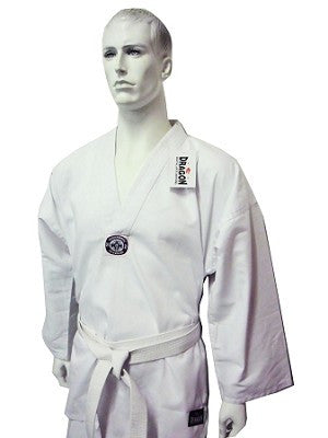 DRAGON DELUXE TAEKWONDO UNIFORM (8oz)