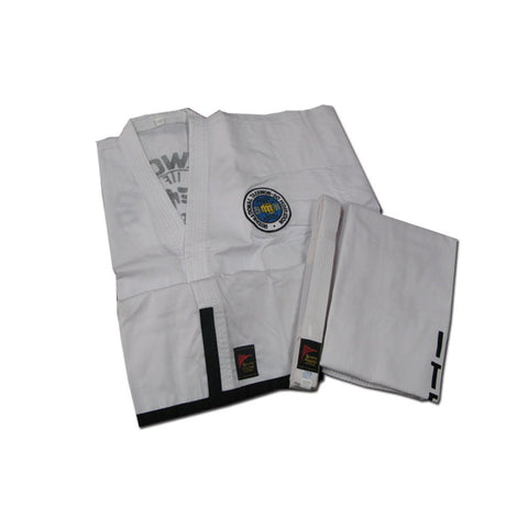 UNIFORM - ITF STUDENT BLACK TRIM