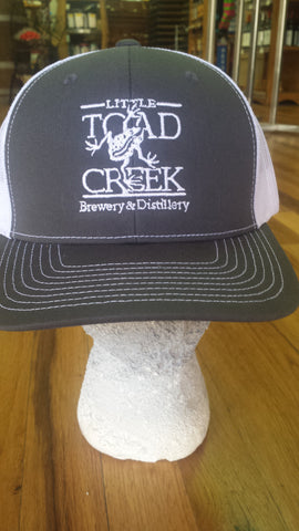 Little Toad Creek Logo Hat Grey