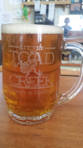 Little Toad Creek Logo Beer Stein