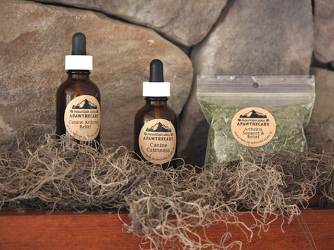 Arthritis and Pain Relief Kit - herbal dog remedy