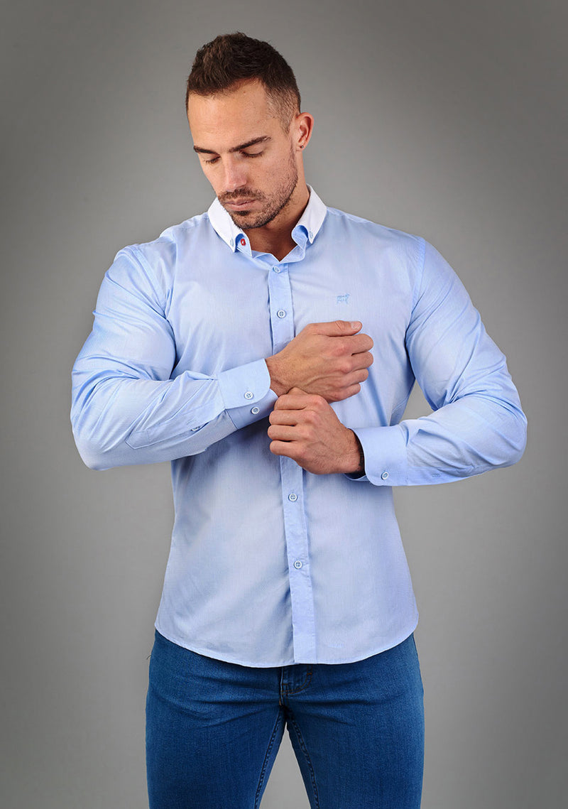 Eastwood muscle-fit shirt for bodybuilders and athletes front