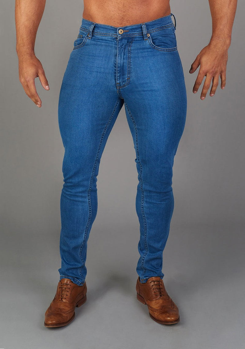 Mustang Athletic Fit Stretch Jeans