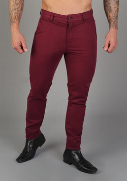 Fox Athletic-Fit Chinos