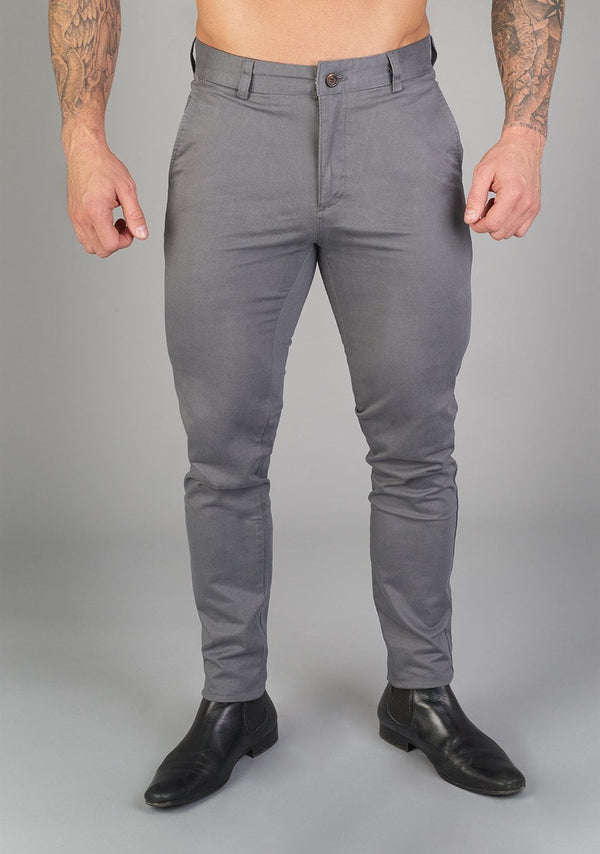 Komodo Athletic Fit Chinos