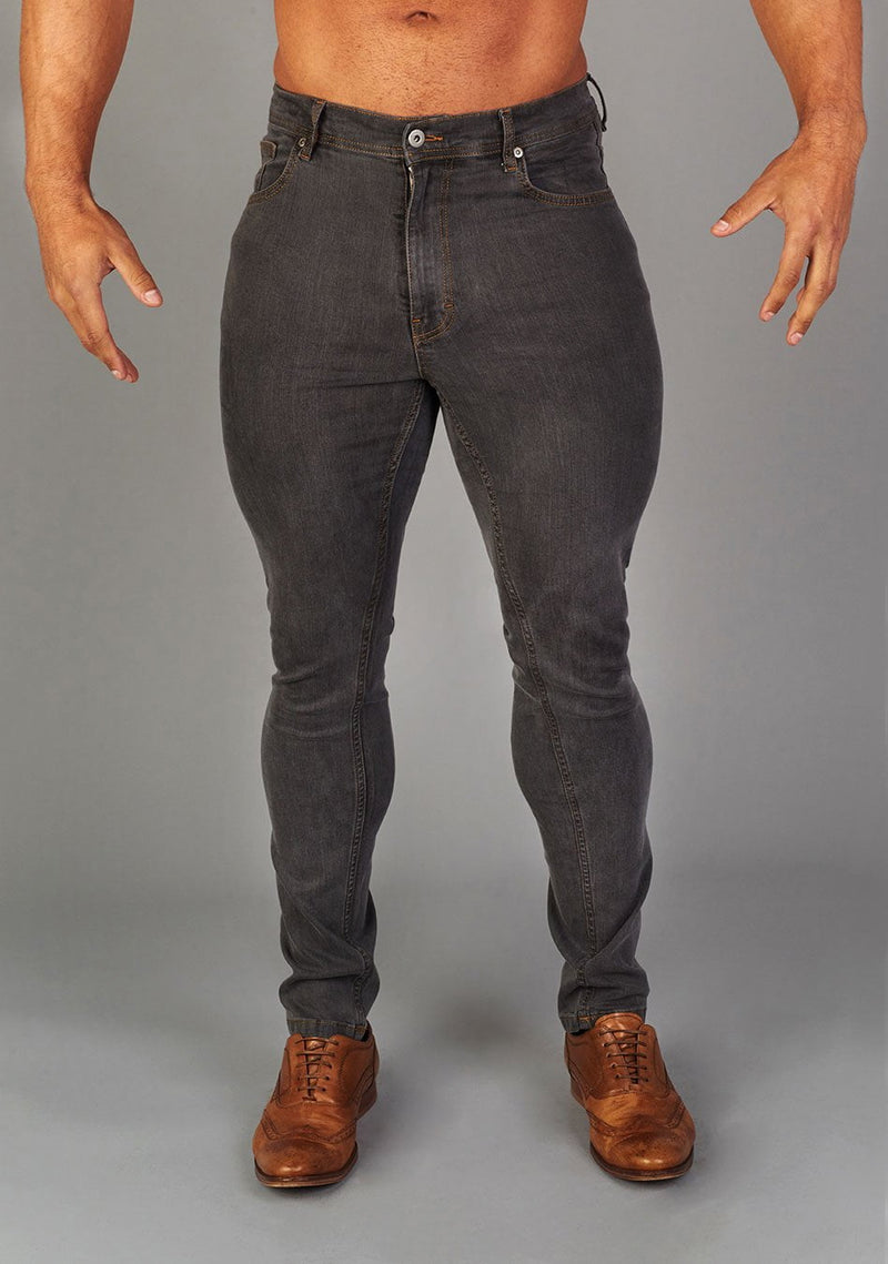 Rhino Athletic Fit Stretch Jeans