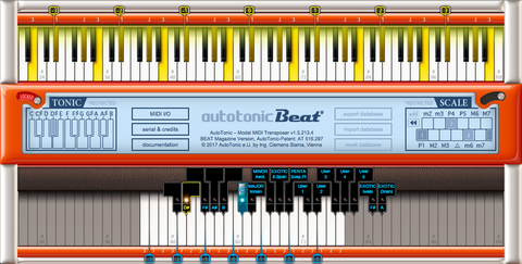 AutoTonic SE (BEAT Magazine Version)