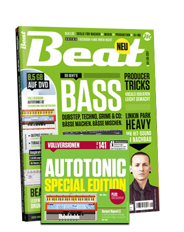 AutoTonic SE (BEAT Magazine)