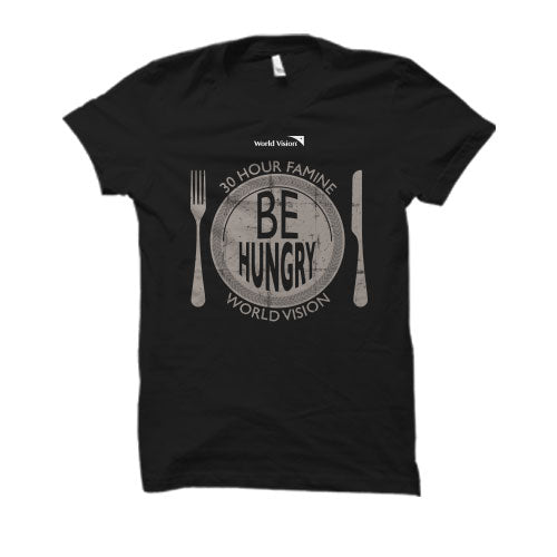 30 Hour Famine T-Shirts  WV1016