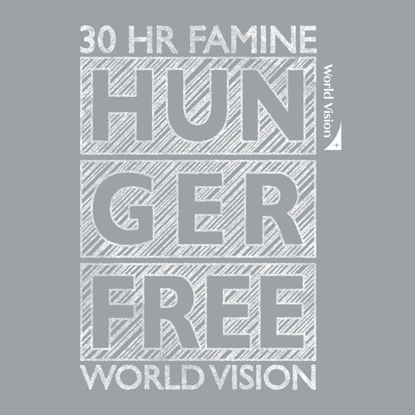 30 Hour Famine T-Shirts  WV1018